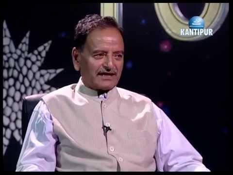 TOUGH TALK with Krishna Prasad Sitaula