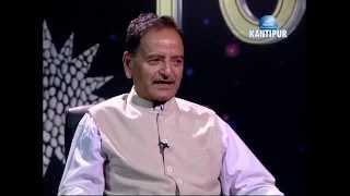 Special Episode on Constitution with Krishna Prasad Sitaula in TOUGH talk...