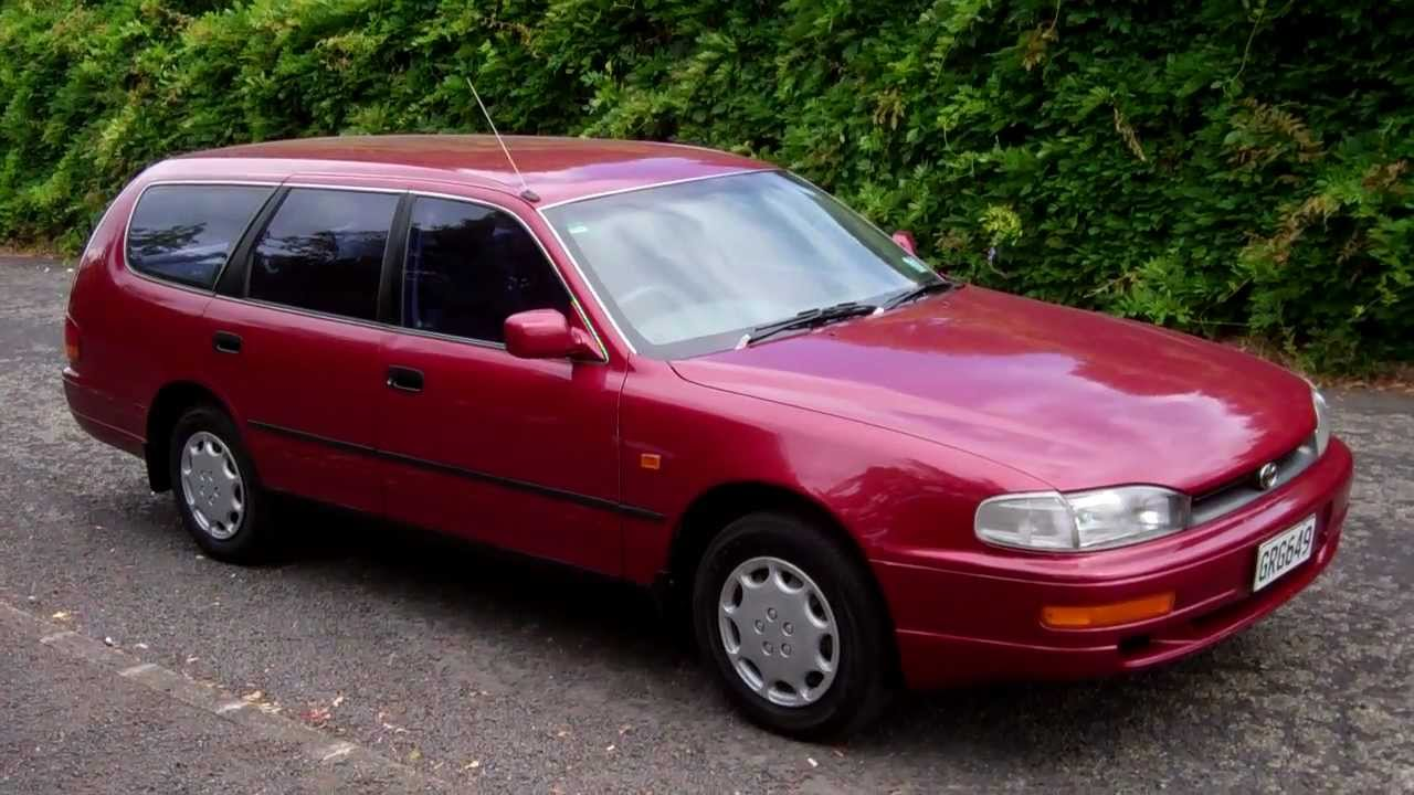 1996 Toyota Camry GS Wagon $1 RESERVE!!! $Cash4Cars$Cash4Cars ...