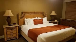 Обзор отеля во Флориде / Отель изнутри и снаружи, бассейн океан и белый песок / видео и музыка