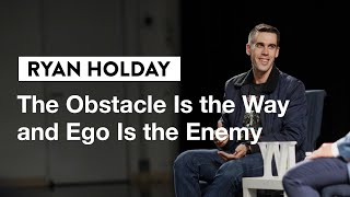 A Stoic's Guide to Surviving and Thriving in the 21st Century with Ryan Holiday | IVY Digital Event
