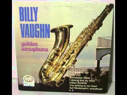 Billy Vaughn - Tennessee Waltz [HQ stereo]