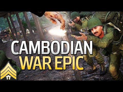Cambodian War Epic — ShackTac Arma 3