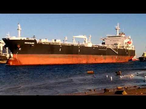 Port Adelaide Shipping _ (492) Ocean Globe