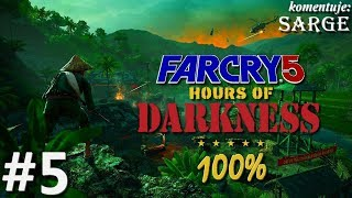 Zagrajmy w Far Cry 5: Hours of Darkness DLC (100%) odc. 5 - KONIEC DLC NA 100%