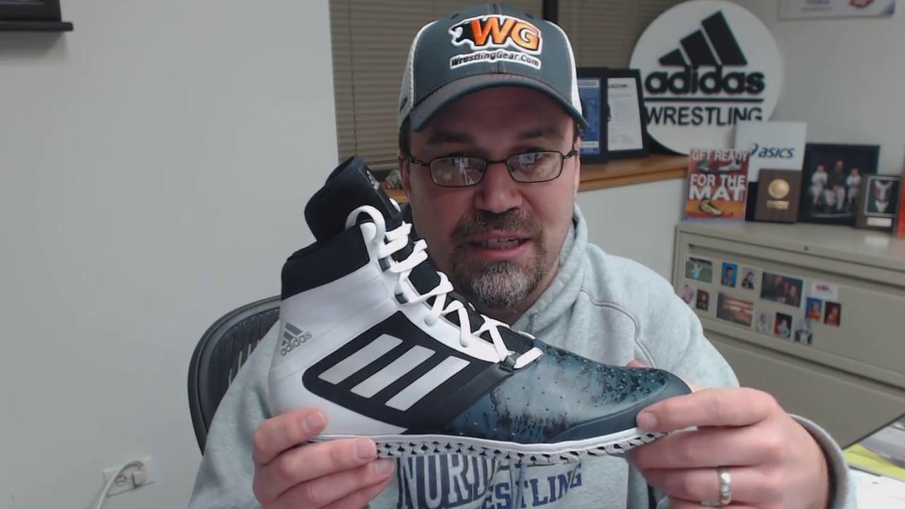adidas Impact Wrestling Shoes