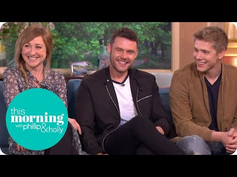 Emmerdale Cast Discuss Their Soap Award Nominations And Storylines   This Morning