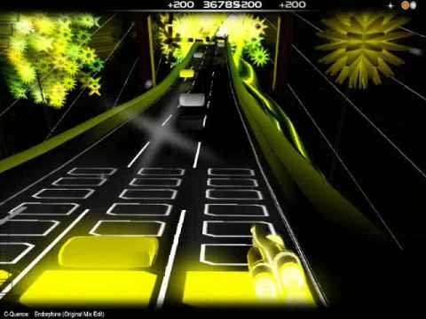 Audiosurf Demo