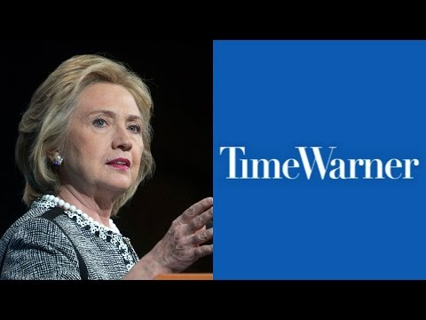 SHOCKER! Hillary Clinton Silent On Donors' Huge Merger