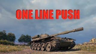 WOT - One Line Push | World of Tanks