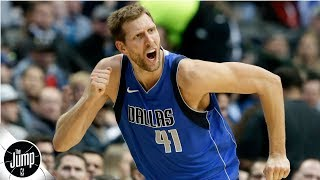 The three greatest Dirk Nowitzki plays of all time | The Jump
