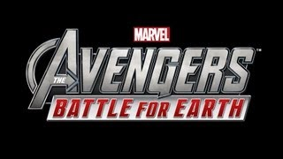 The Avengers: Battle for Earth - Wii U Gameplay