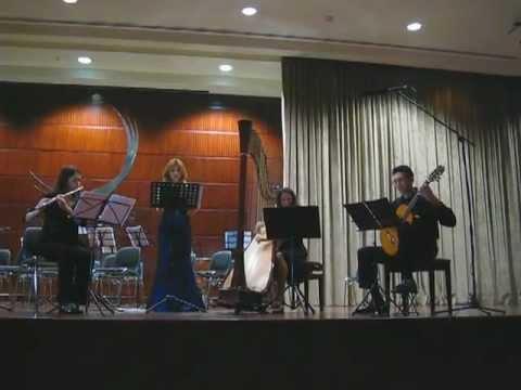 "Igor Stravinsky ""Four Russian Songs"""