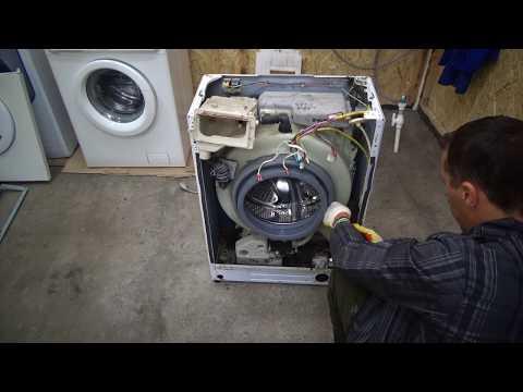 Ремонт стиральной машины самсунг своими руками замена подшипника видео