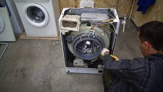стиральная машина Samsung WF8500NHW ремонт