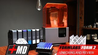 Form 2 3D printer by Formlabs