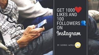 How to Increase 1000 Instagram Followers  || Instagram Followers Hack || By Techy Rohan ||