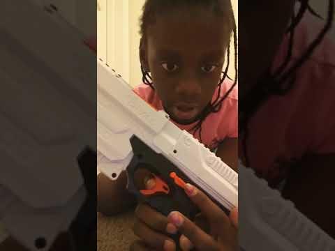 Netf Gun Bag 🔫