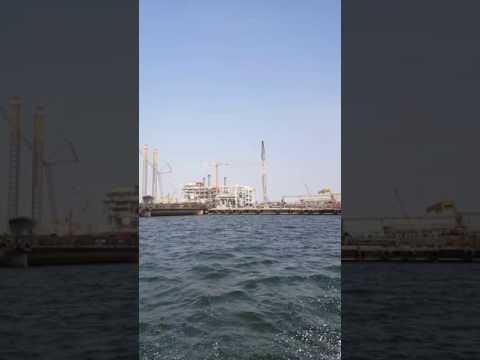 ABU DHABI - DRILLING RIG - MUSSAFAH