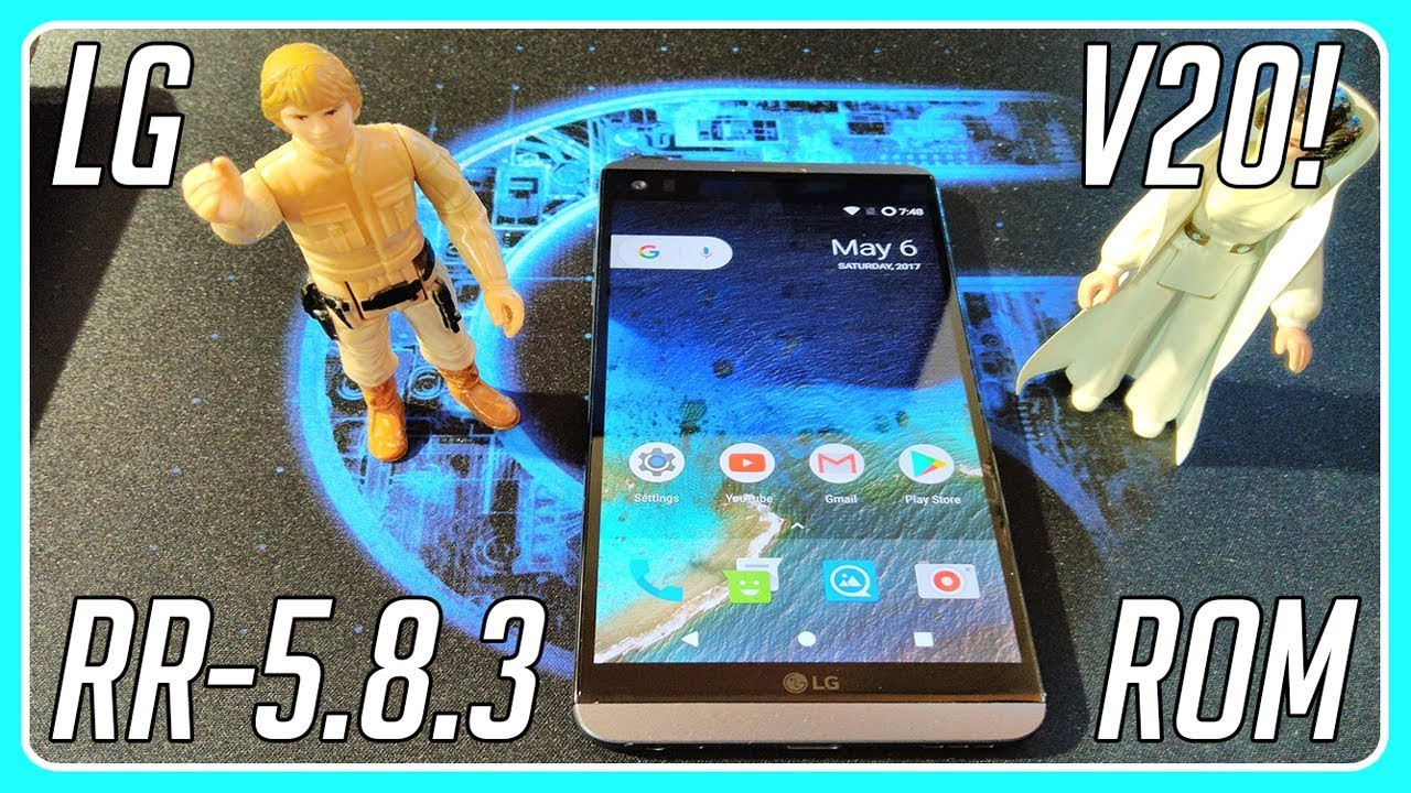 [LG V20] Resurrection Remix Rom 5 8 3 – Android Nougat 7 1 2