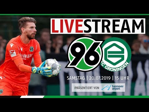 RE-LIVE: Hannover 96 Vs. FC Groningen