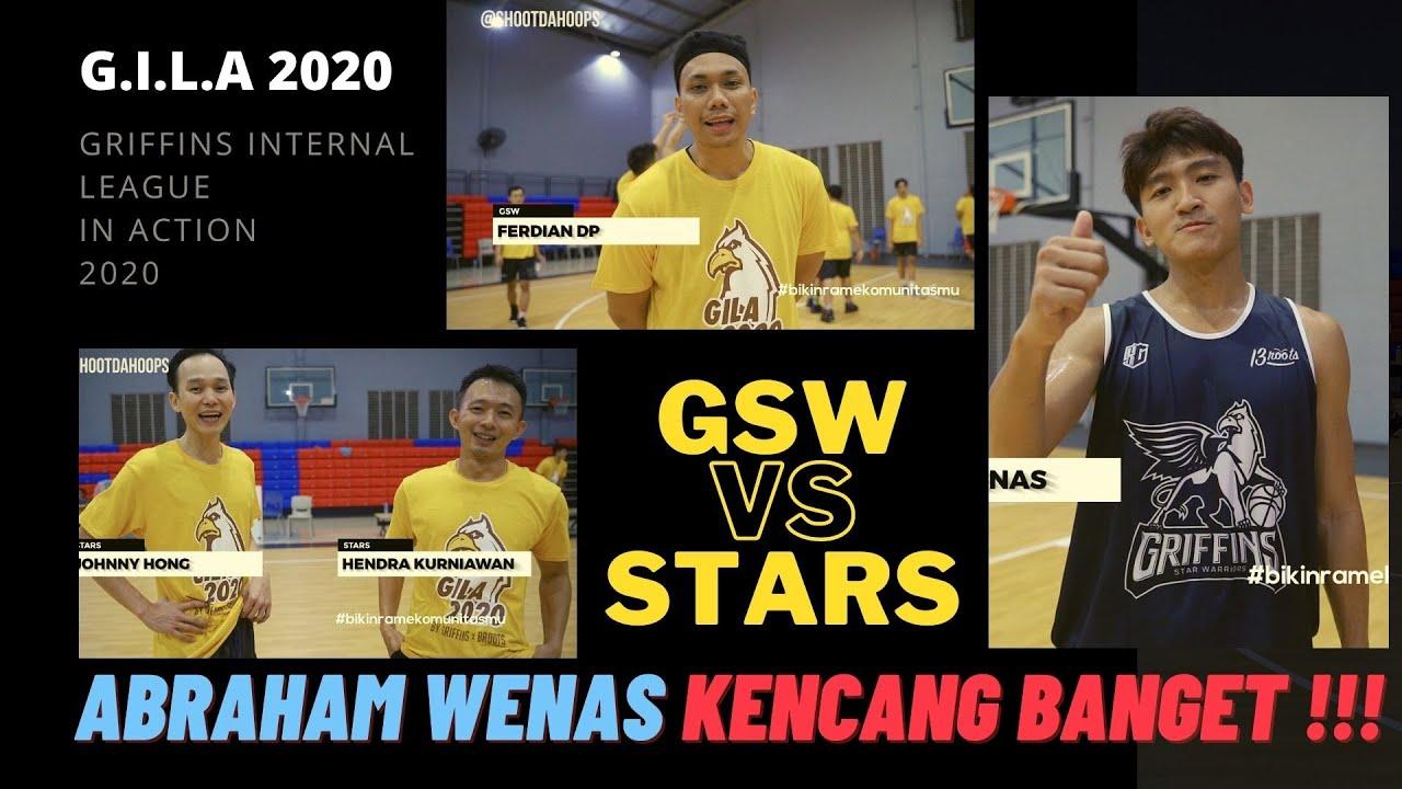 #GILA2020 | GSW vs STARS | GSW PAKE JATAH WILD CARD MEREKA PANGGIL ABRAHAM WENAS