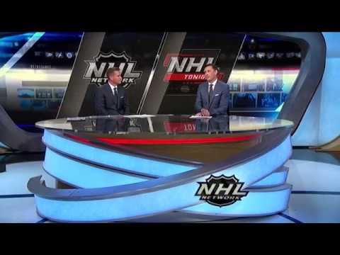 NHL Tonight:  Top Breakout Player:  Johnson on why Patrick is the top breakout player  Jul 20,  2018