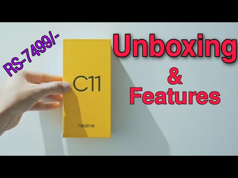 realme-c11-official-unboxing-and-features-in-hindi