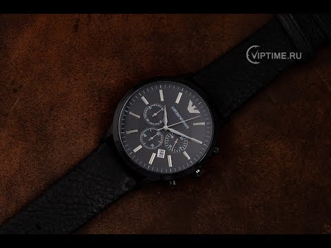 ⌚ Watch Review Emporio Armani AR2461 ✅ Viptime.ru