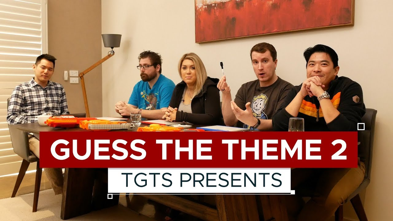 Guess the Theme Songs    Again! | TGTS S3E14