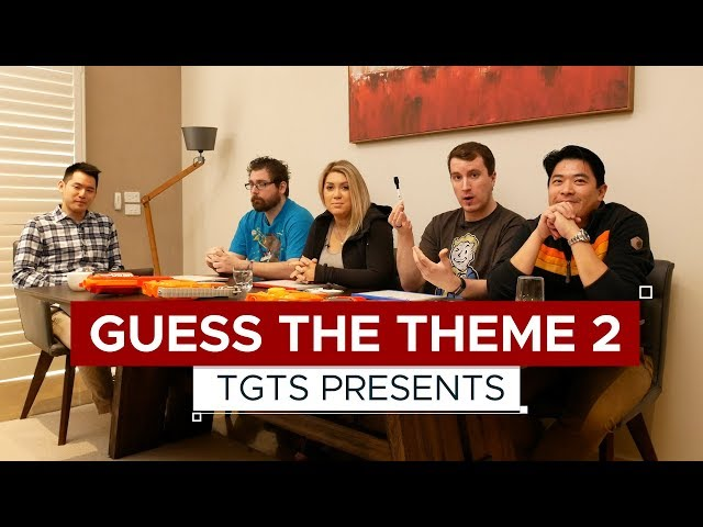 Guess the Theme Songs... Again!   TGTS S3E14