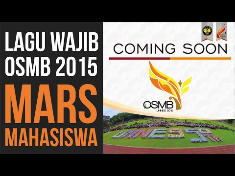 Lagu Wajib OSMB 2015  ||  Totalitas Perjuangan (Mars Mahasiswa)
