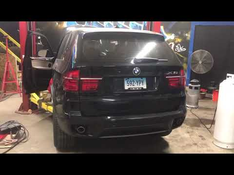 X5 35d After EGR Delete & Tune