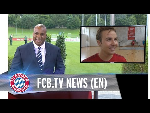 FC Bayern ahead of Summer Tour in China
