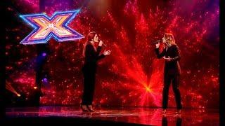 Ольга Жмурина и Melanie C – Viva Forever – Х-Фактор 9. Пятый прямой эфир. ФИНАЛ