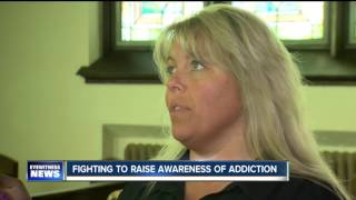 5pm: Mother fights for addiction awareness