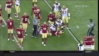 don brown bc defense vs fsu 2015 every snap
