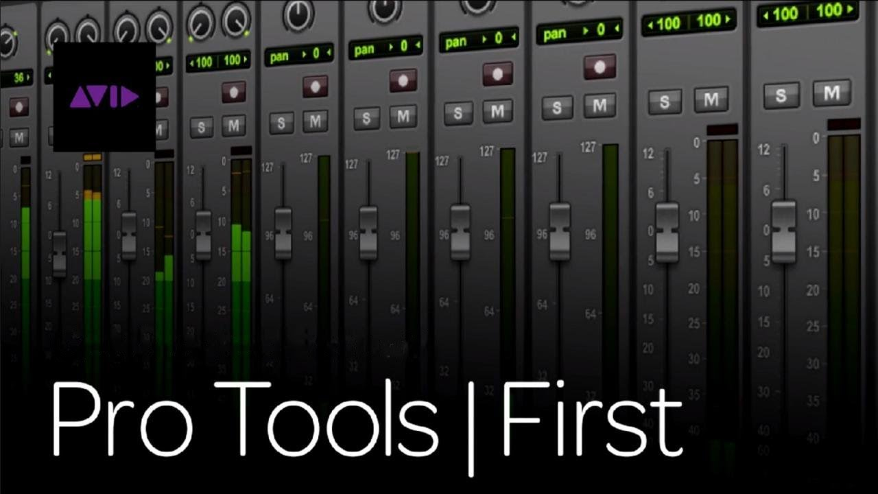 Avid Pro Tools - virtualls21