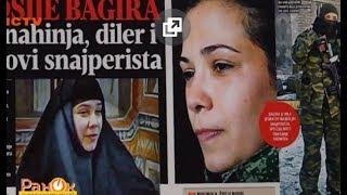 Донбас.Реалии: Монахиня-снайпер на Донбассе