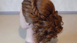 Fryzury Pazury - Upięcie wieczorowe ślubne wesele
