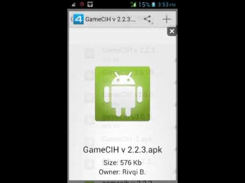 How To Download GameCIH