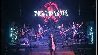 POWERSLAVES - KAU DAN AKU ( LIVE )