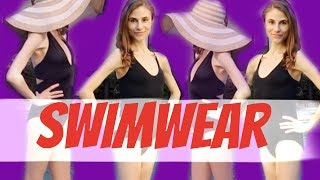SWIMWEAR TRY ON & SKIN CARE TIPS FOR SWIMMERS| DR DRAY thumbnail