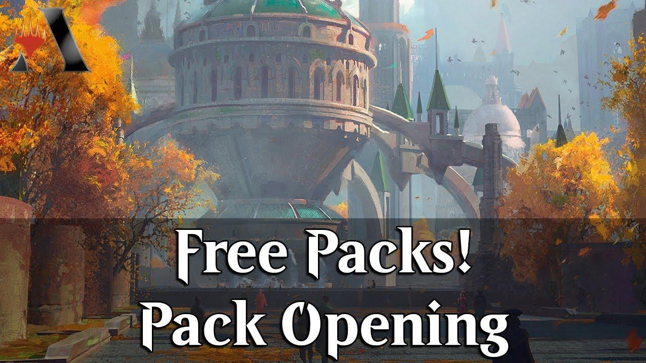 MTG Arena GRN | Free Pack Code & Pack Opening [It Begins]