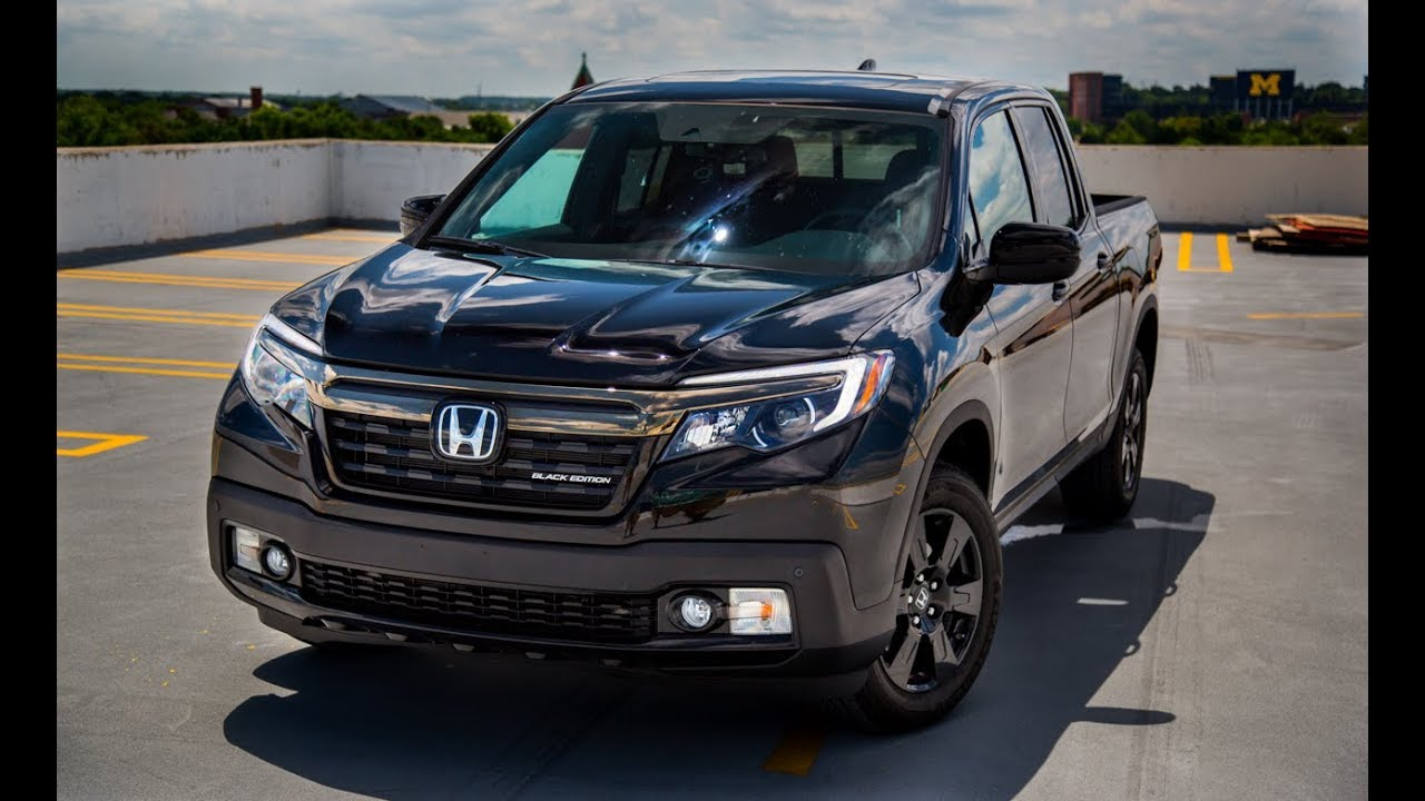 2018 Honda Ridgeline Review - YouTube