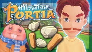 My Time At Portia #1 - ESTABLISHING DOMINANCE