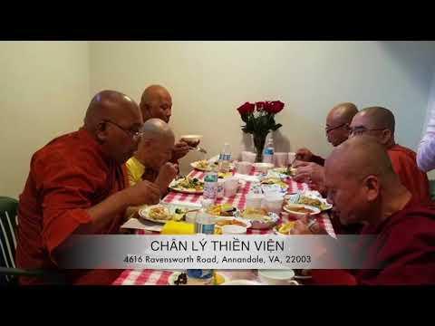 SBTN-DC News Bản Tin Hoa Thịnh Đốn: Lễ Dâng Y Tại Chân Lý Thiền Viện