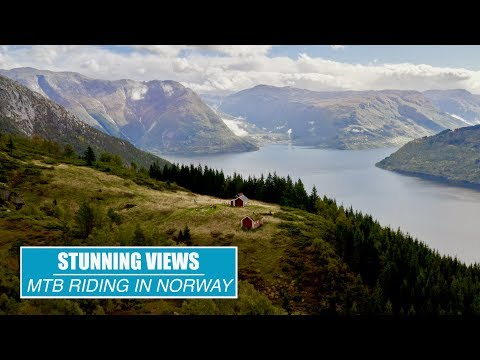 Riding In The Norwegian Fjords // Epic Travel Vid