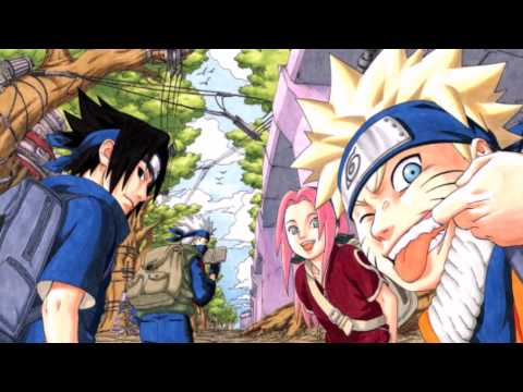 Naruto: Here's to Never Growing up