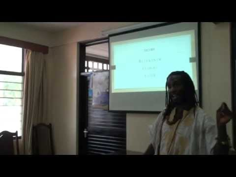 Afrikanisms in Contemporary english Part 1